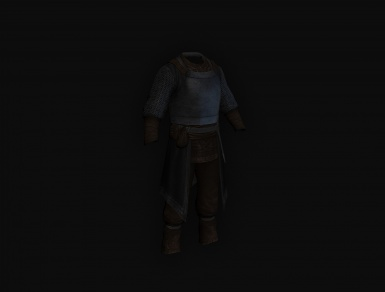 My Very First Armour