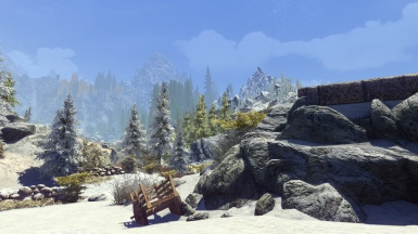 Messing around with my ENB