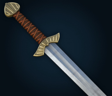 Yggdrasil Viking Sword
