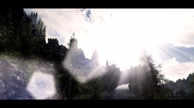 Morning over Solitude 2
