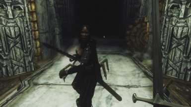 Not sure if i can trust Serana as backup
