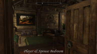 Player and Spouse Bedroom