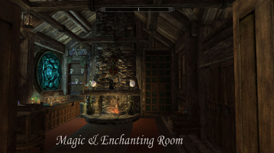 Magic and Enchanting Room
