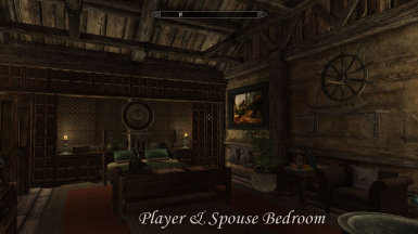 Player and Spouse bedroom 2