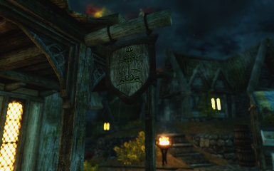 Whiterun at Night II