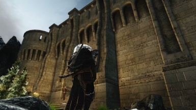 Arrived at fort dawnguard