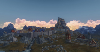 Morning Whiterun
