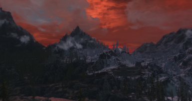 Red Evening