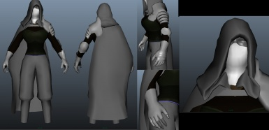 New Armor early WIP