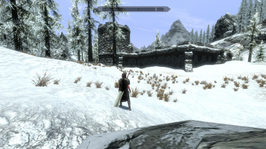 Buster Sword Clipping Issue