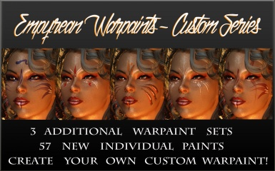 New Warpaints - Version 2