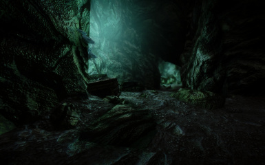 The Mysterious Depths