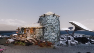 House in the Solstheim