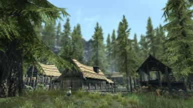 Riverwood and Goose