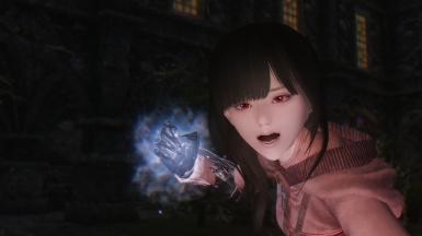 Finally have time to work on Serana again