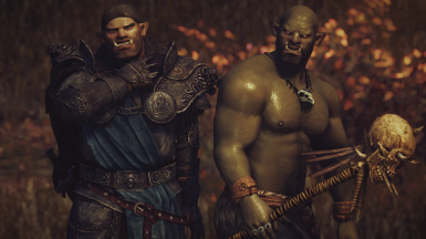 Orc Walks Of Life