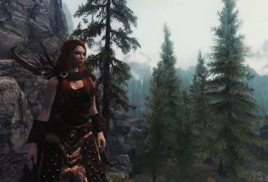 Bryna - Huntress and sellsword
