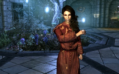 EotW Mage Robes of Skyrim