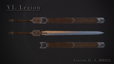 Sword of the VIth Legion