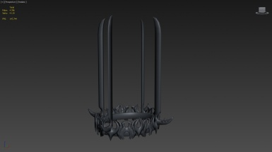 The Crown of Witch King