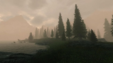 Water and Fog 2
