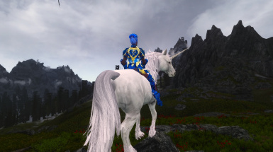 Riding the unicorn