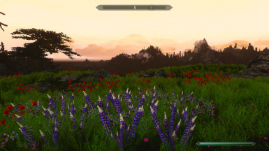 flowering skyrim