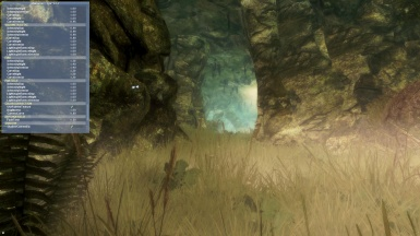 ENB interior cave progress