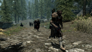 On our way to Cyrodiil