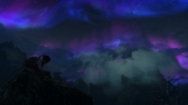 Rei'ya and the Night Sky