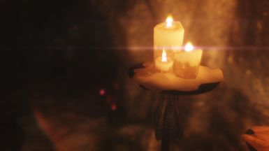 Candles in Dungeon
