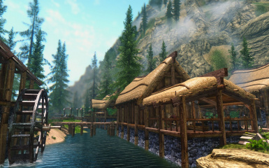 Summer in Riverwood