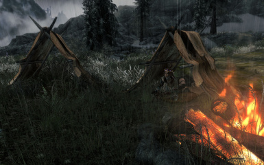 Simple Camping mod