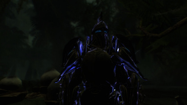 Dwemer Powersuit in Elsweyr-with enb