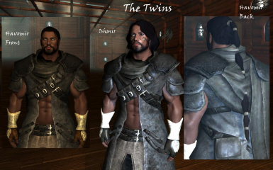 The Twins - Ishmir and Havomir
