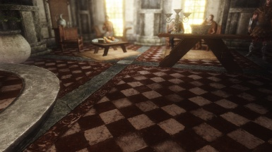 The Blue Palace Floors Remade