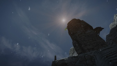 Tower In The Sunlight