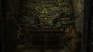Guarding the chest