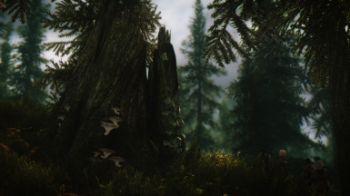 The tale of the laughing fox part 33 - A time for respite by shimmer of river among forest green