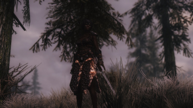A warden of the wilds wandering the mists