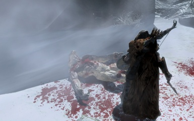 Blood and Snow