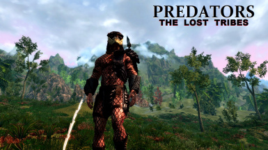 Predators The Lost Tribes 1