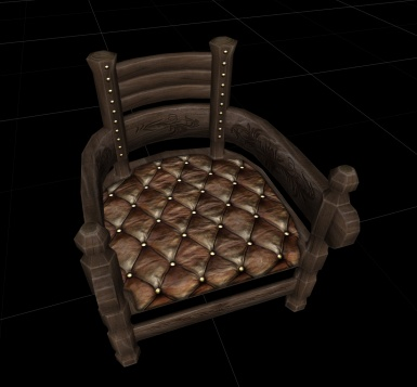 017 Chair rework of snazzy Furniture and Clutter Overhaul