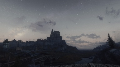 Whiterun at Dawn