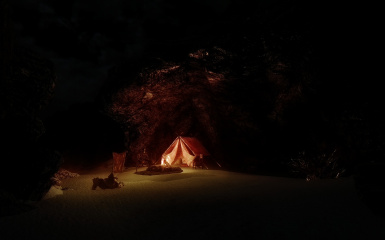 Camping Out On High Hrothgar