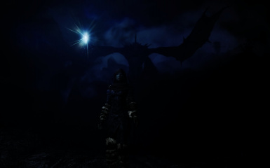 That Dragon Is Here Some Place I Can Feel It