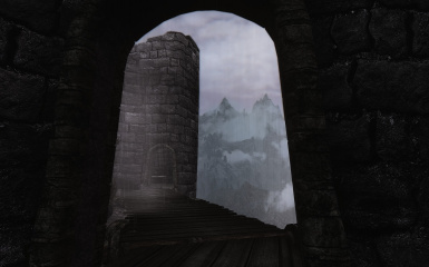 Real Shelter At The Sundered Towers