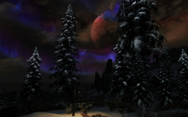 The Pale Hold Night