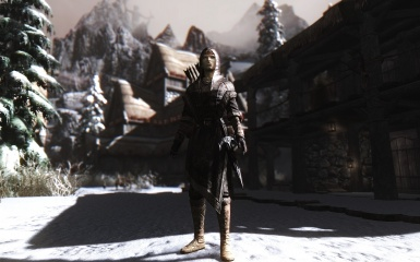 Arch-Mage Of The College Of Winterhold