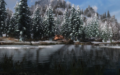 Lake Yorgrim Stormcloak Camp